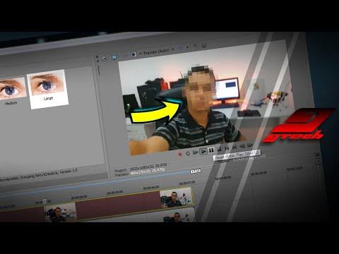 Como DESFOCAR Trecho De Vídeo No Sony Vegas