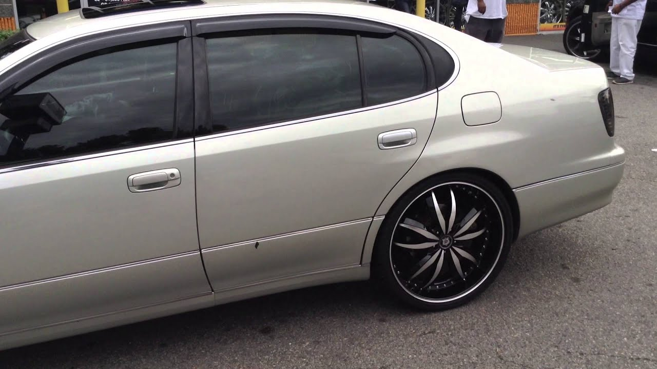 349184 Weds Kranze Bazreia additionally 204065 2008 Lexus Gs 350 20 Rennen Crl 70 Brush Silver Deep Concave Lowered Tanabe Nf210 furthermore 587109 Which Lowering Springs For The Gs450h Do I Get together with 833540 Looking For 18 Oem Lexus Gs 350 Wheels besides Hr3 Silver Machined 464802. on lexus gs300 tires