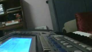 anal mele-varanam aayiram on piano