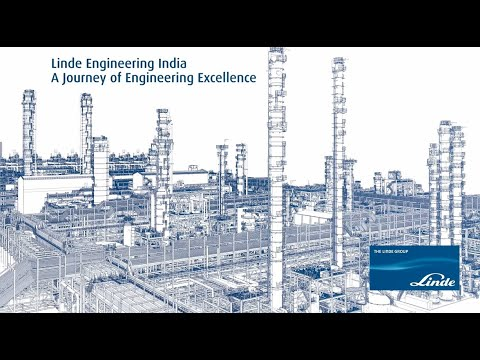 Linde Engineering India -  A Journey Of Engineering Excellence