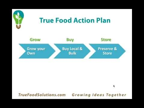 Get Started with Real Food - An Action Plan for True Food - Food Leader Series