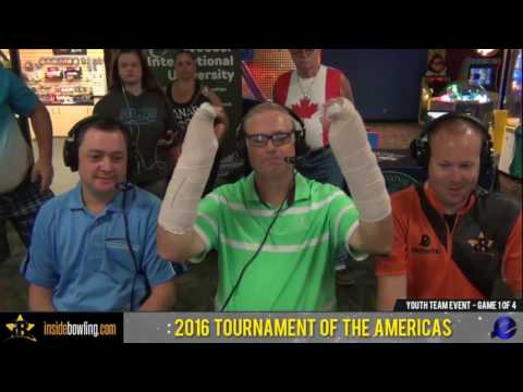 2016 Tournament of the Americas | Youth Team Event