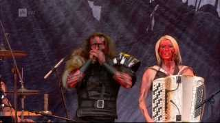 Turisas Battle Metal Sonisphere 2010