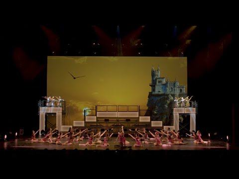 Game of Thrones Ballet by Diverse at Dubai Opera
