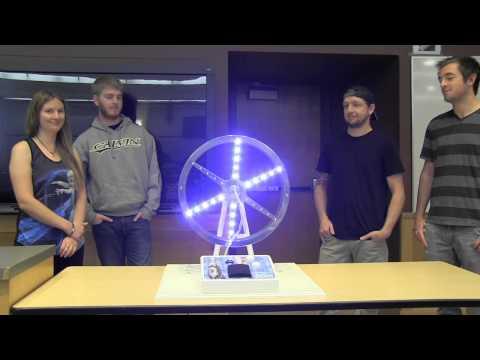 Mechatronics Project - ferris wheel - Fall '14