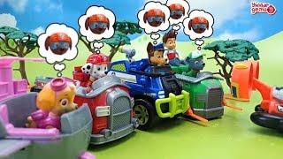 Щенячий патруль Новый мультик с игрушками ПРОПАЖА PAW PATROL Умные дети ТВ