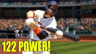 122 OVERALL POWER! MLB The Show 19 | Road To The Show Gameplay #67