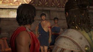 Assassin's Creed Odyssey Mikkos Romance & Foursome (Alexios)