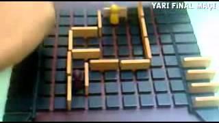 Koridor Oyunu Turnuvası Yarı Final Karşılaşması - www.bilgievi.org.tr
