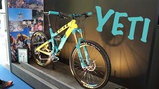 New YETI Bikes 2016 - Eurobike 2015