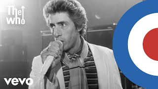 The Who - You Better You Bet (Promo)