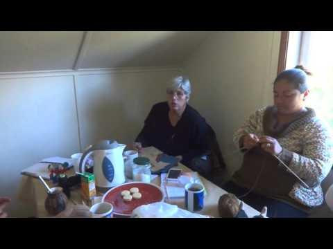 Fabricando un Totero: Un taller del Centro Cultural Museo y memoria Neltume