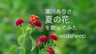 瀧川ありさ 「夏の花」をキーを変えて歌ってみました。 男性ボーカルで...