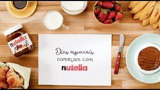 Historinhas de Acordar com Nutella - Episódio 1
