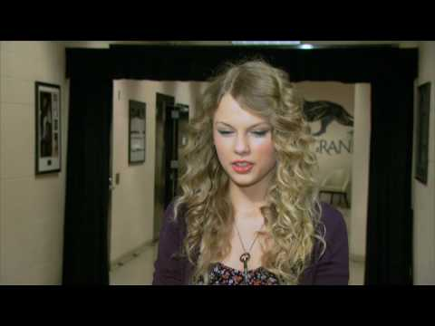 Academy of Country Music Awards - ACMA 45 - Rehearsals: Taylor Swift Interview