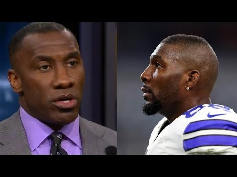 Shannon Sharpe BLASTS Dez Bryant Over Race Relations Comments