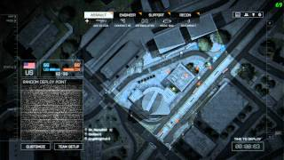 MSI GT70 GTX870M Playing Battlefield 4 Ultra to Low setting test