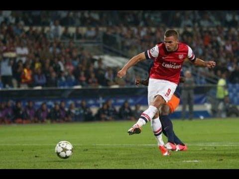Arsenal Vs Olympiacos 3 1 03 10 2012 Full Hd 1080p