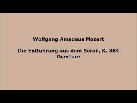 MMS-2218 (5) - Die Entführung aus dem Serail, K  384, Overture (Wolfgang Amadeus Mozart)