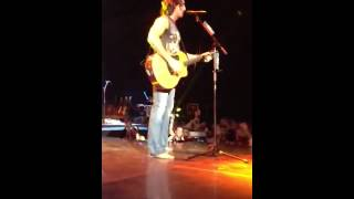 "Jake owen ""anywhere with you"" West Palm Beach 9/7/13"