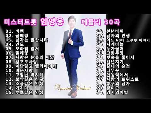 미스터트롯 임영웅 메들리 30곡