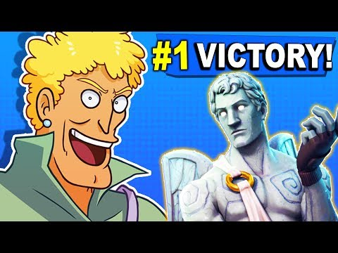BRODY WINS - KILL RECORD in Fortnite: Battle Royale