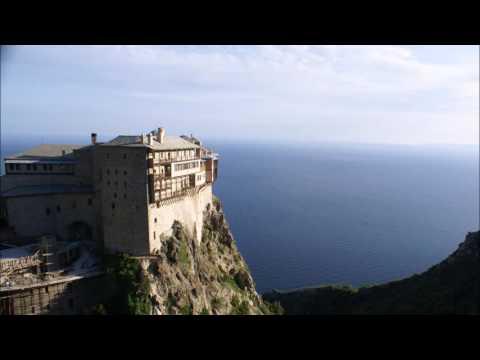Música Ortodoxa Griega de Athos (monasterio Simonos Petras)