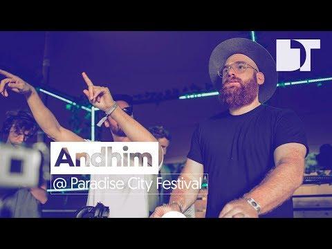 Andhim at Paradise City Festival (Belgium)