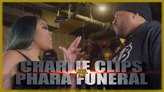 Download CHARLIE CLIPS VS PHARA FUNERAL RAP BATTLE - RBE Mp3 and Videos