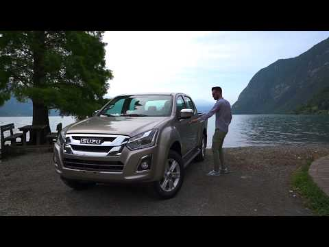 Isuzu D-Max 2017 - Fattori&Montani - Video