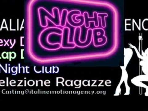 convertitore di video lavoro night club