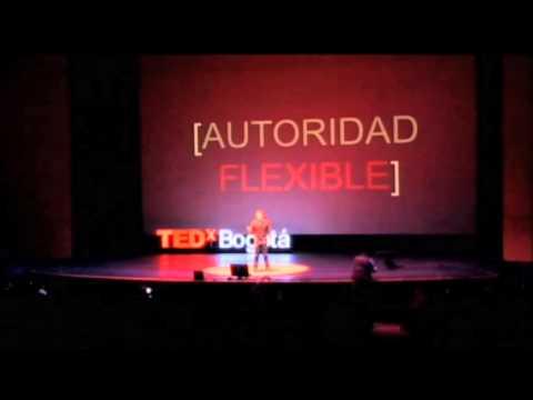La Teoria de los Muros Pintados: Camilo Lopez at TEDxBogota