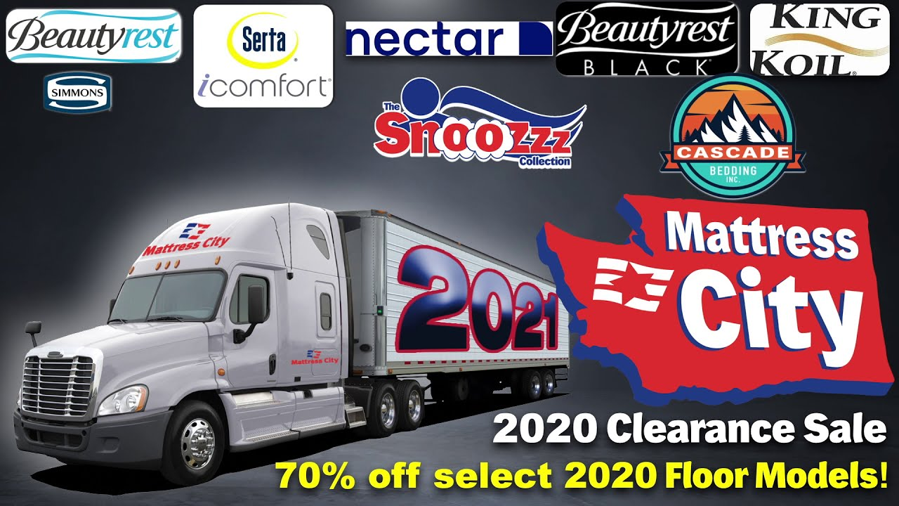 2020 Truck Clearance Sale!