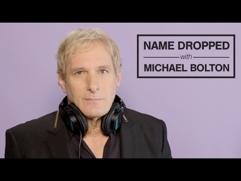 Michael Bolton Reacts to Songs He's Mentioned in | Name Dropped | Pitchfork
