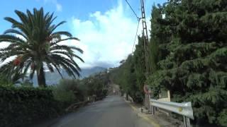 Sa Calobra aufwaerts u Fornalutx /  Mallorca 2012 g