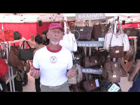 Alan Mendelson and the Beverly Hills Bag Lady