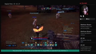 TERA double XP grind join me if you like i love to help! :3