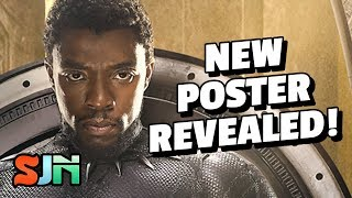Black Panther Poster Revealed: Everything You Need To Know!