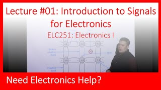 ELC251-01: Introduction to Signals (Ch01, Lecture01)
