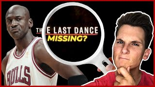 6 BIG things LEFT OUT of The Last Dance [THE TRUTH]