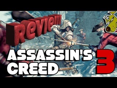 Mi opinión: Review de Assassin's Creed 3 en PS3