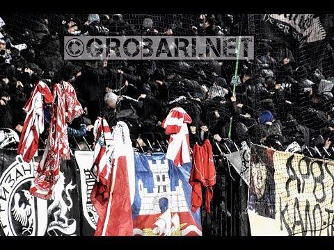 Atmosphere PAOK - Olympiakos 🇬🇷