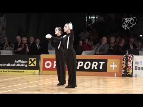2017 PD World ShowDance STD | Budai - Barna HUN, Final | DanceSport Total