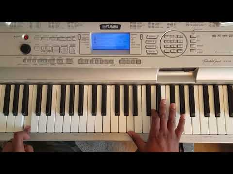 BILL WITHERS   LOVELY DAY PIANO TUTORIAL