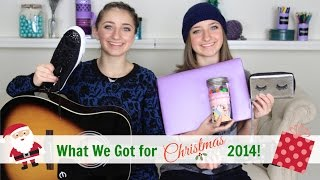 What We Got for Christmas 2014 | Brooklyn and Bailey Thumbnail