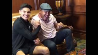 BEEF OVER! RYAN GARCIA & GOLDEN MAKE UP BY SIGNING LUCRATIVE NEW DEAL!