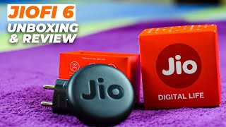 JioFi 6 (JMR1040) unboxing and full review after 3 months[in Hindi]