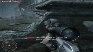 Call of Duty World at War - Mission - 4 - Vendetta {1/3}