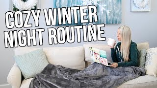 Cozy Winter Night Routine!