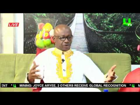 Mr. Thomas Kusi Boafo on Adekye Nsroma